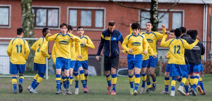 Photo credits: Kraainem football club