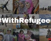 All «Together» for World Refugee Day