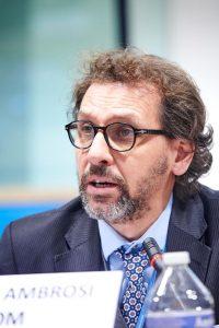Eugenio Ambrosi, IOM